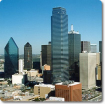 Apartment search in Dallas Area